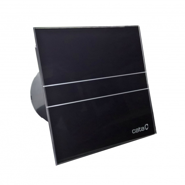 Cata E glass series Накладной вентилятор Cata E 100 G Bk (Black) черный __33.jpg