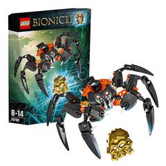 Lego Bionicle Лорд Паучий Череп (70790)