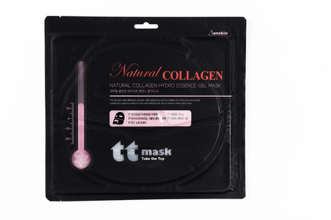 АН Маска для лица гидрогелевая с коллагеном Natural Collagen Hydro Essence Gel Mask 70g