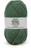 Пряжа Drops Merino Extra Fine 31 зеленый лес