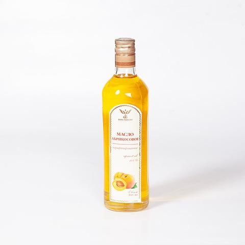 Масло абрикосовое 500 мл