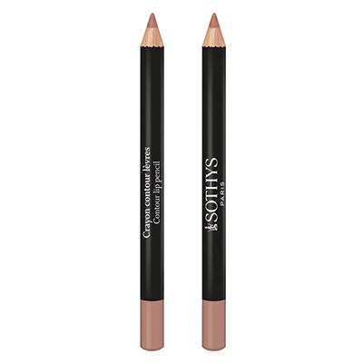 Sothys Make-Up Lips: Универсальный контурный карандаш для губ (Lip Contour Pencil), 1шт