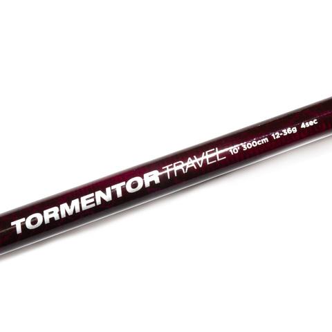 Удилище спиннинговое тревел 4х коленное Abu Garcia Tormentor Travel Spin 10ft (304 см. 12-36 г.) (1520994)