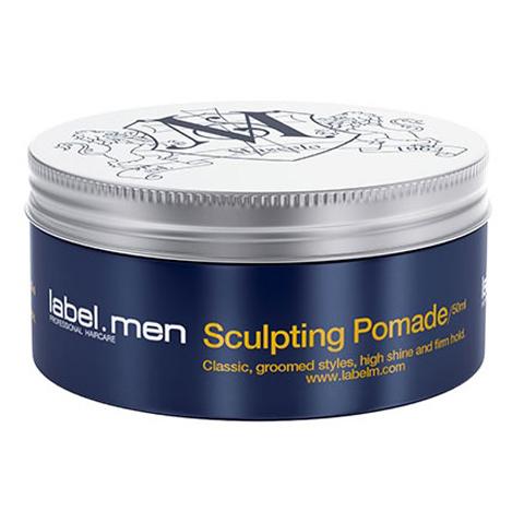 LABEL.MEN: Моделирующая помада для мужских волос (Sculpting Pomade)
