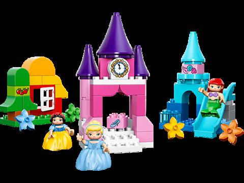LEGO Duplo: Коллекция «Принцессы Диснея» 10596 — Disney Princess Collection — Лего Дупло