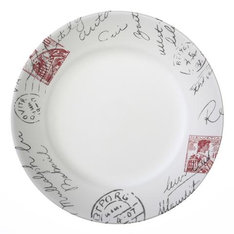 Тарелка обеденная 27 см Sincerely Yours, артикул 1108508, производитель - Corelle