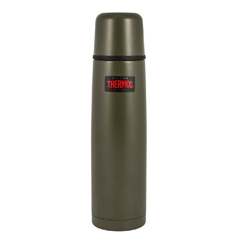 Термос Thermos FBB-1000AG (1 литр), хаки