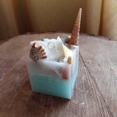 Свеча Морская куб
