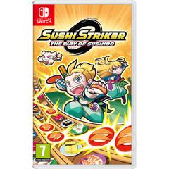 Игра Nintendo Sushi Striker: The Way of Sushido