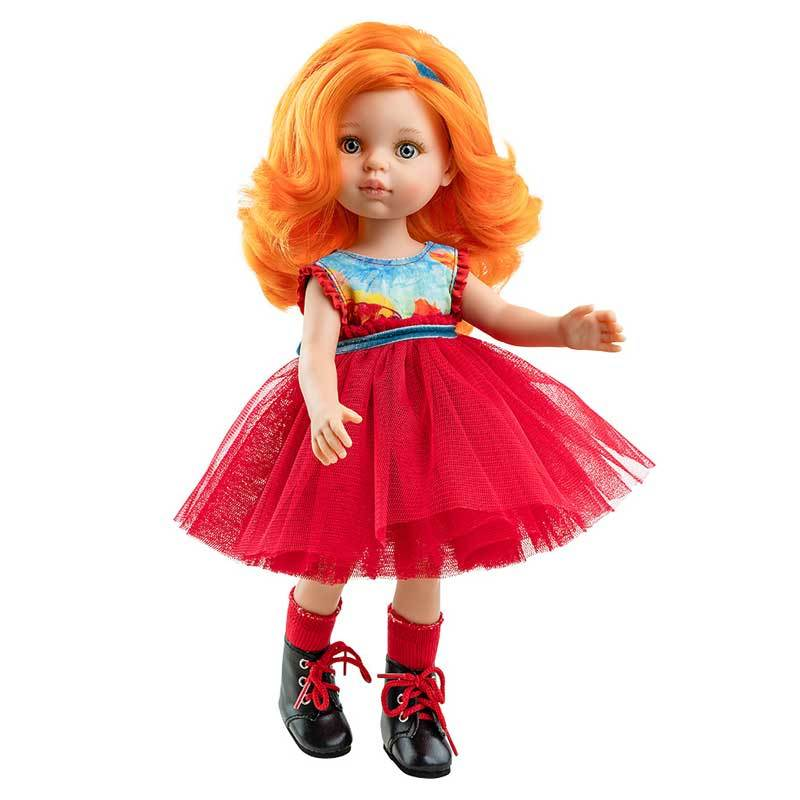Кукла Сусана 32 см Paola Reina (Паола Рейна) 04522