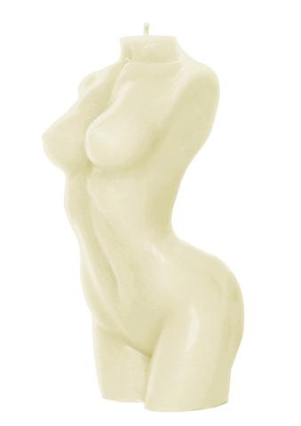 Женский торс большой (пастельный воск)
