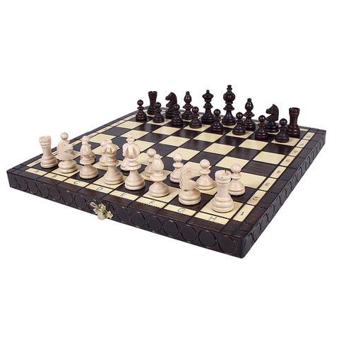 Шахматы Олимпийские 36см 122А пр-во Польша