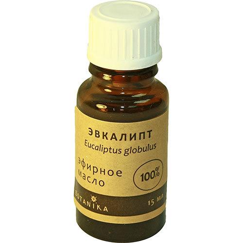 Эвкалипт - эфирное масло
