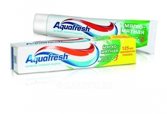 Зубная паста AquaFresh Мягко-Мятная 125мл