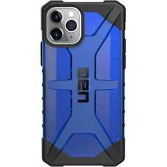 Чехол Uag Plasma для iPhone 11 Pro MAX синий (Cobalt)