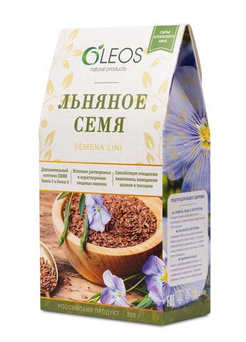 Льняное семя Oleos