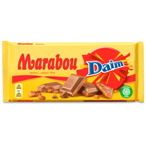 Marabou Daim 185 гр