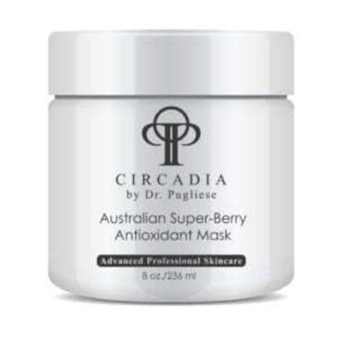 Маска-скраб для лица «Австралийская малина» с антиоксидантами Australian Super-Berry Antioxidant Mask, 236.6 мл