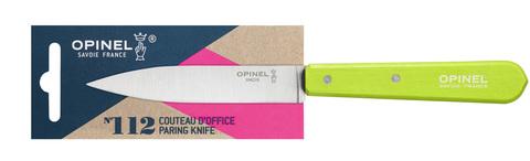 Нож столовый Opinel №112, деревянная рукоять, блистер
