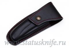 Чехол Чебуркова кожаный для ножа Ворон
