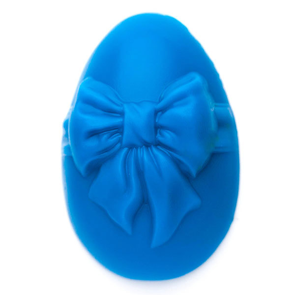 Форма для мыла Яйцо/Бант