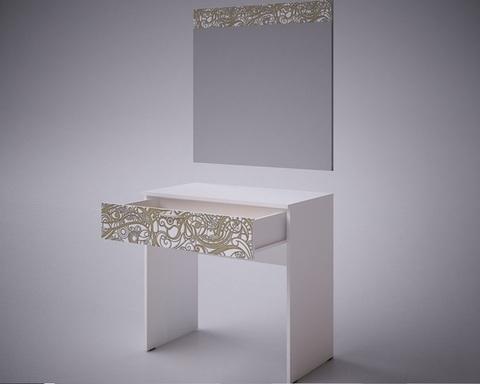 Стол туалетный СЕЛЕНА с зеркалом