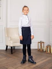 Блузка трикотажная для девочки, Luminoso