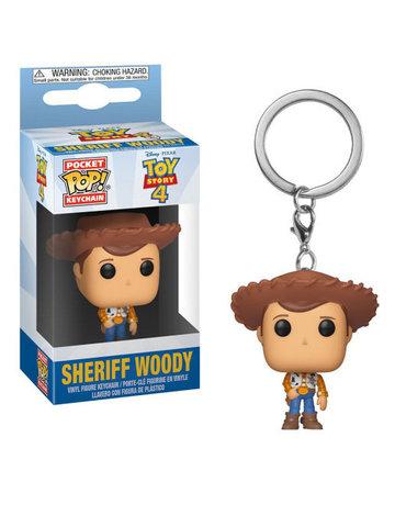 Брелок Funko Pocket POP! Keychain: Disney: Toy Story 4: Woody 37416-PDQ
