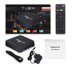 Смарт ТВ приставка MXQ Pro 4K 5G wi-fi 2.4 и 5.0 GHz Андроид 10.1 1/8 GB
