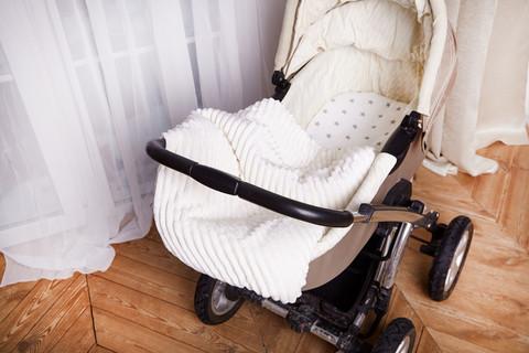 Постельное белье для коляски ПЛЮС