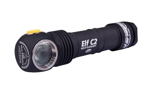 Фонарь Armytek Elf C2 XP-L USB Теплый