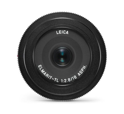 Leica Elmarit-TL 18mm F2.8 ASPH Black