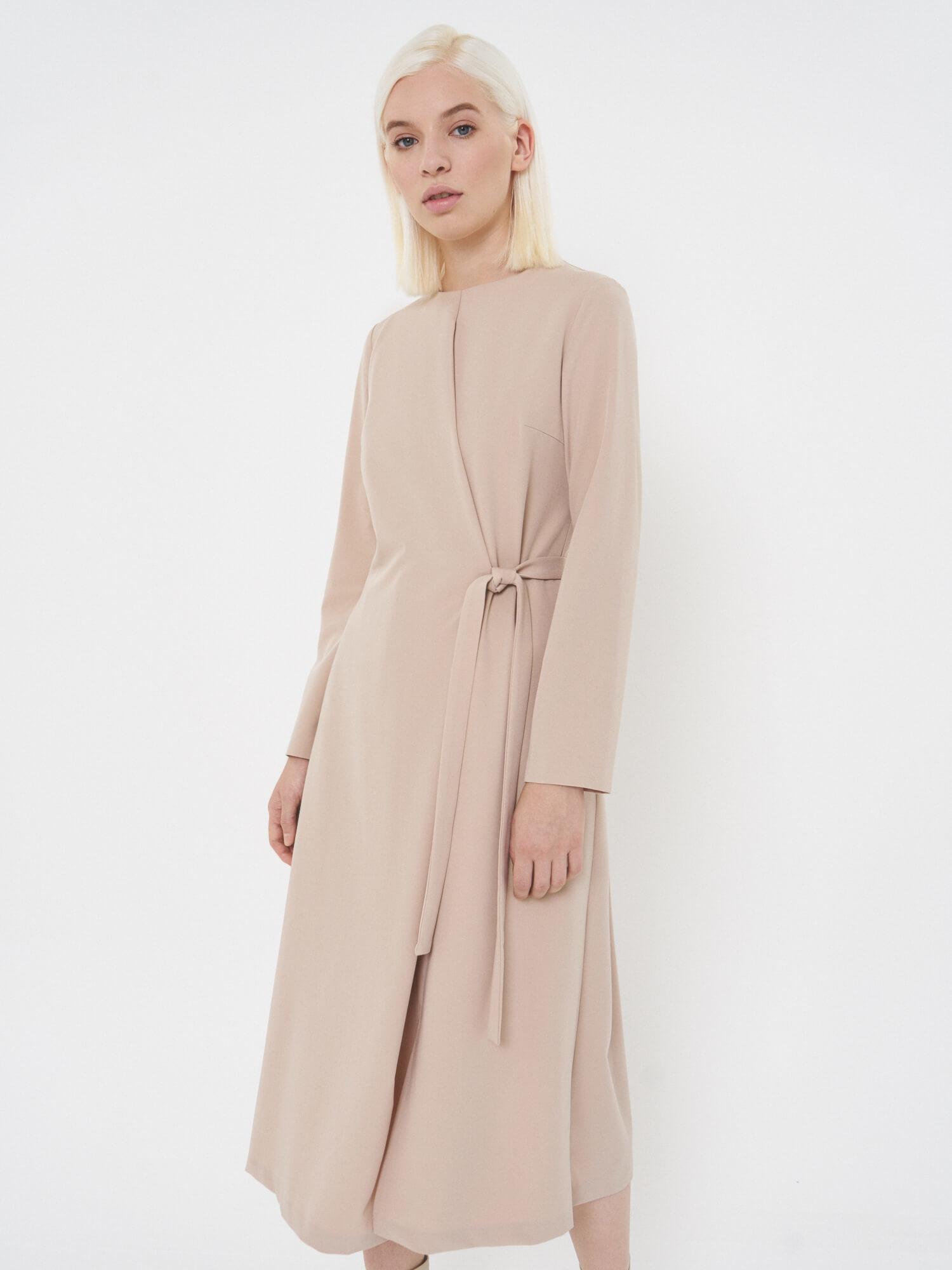 Платье Tatiana с завязкой сбоку