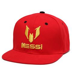 Кепка MESSI красная 10 (Бейсболка Месси)