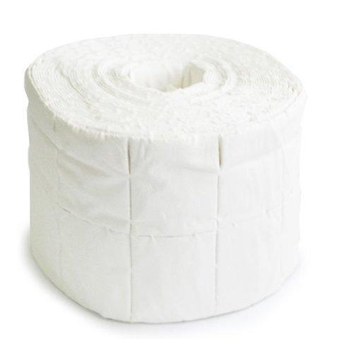 Салфетки безворсовые для снятия POLE (500 шт./рулон)