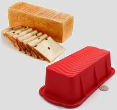 Силиконовая Форма для выпекания бисквитов, хлеба, 25*12*7 см