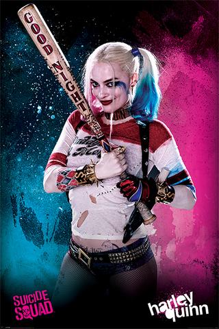 Постер Maxi Pyramid: DC: Suicide Squad (Harley Quinn)