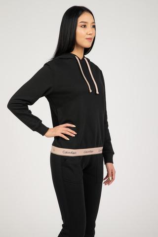 Женское худи Calvin Klein PULL OVER HOODIE (REGULAR)