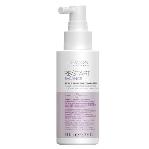 REVLON Restart Balance: Лосьон увлажняющий кожу головы (Scalp Moisturizing Lotion), 100мл