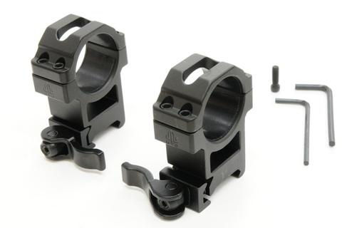 Кольца UTG Leapers на Weaver, высокие, 30 мм [RQ2W3224]
