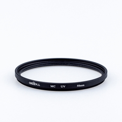 Ультрафиолетовые светофильтры UV Green L 58 мм