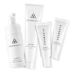 COSMEDIX Очищающий набор для жирной кожи, склонной к акне Clarifying Kit
