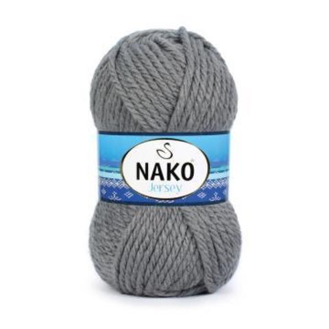 Jersey Nako (15% Дев.Шерсть, 85% Акрил, 100гр/74м)