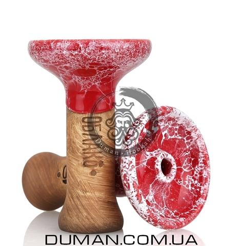 Чаша Oblako Phunnel Glaze Top (Облако)  Red-White L