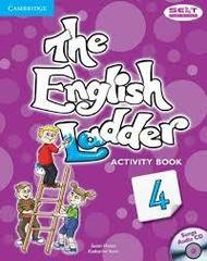 The English Ladder 4 Activity Book with Songs A...
