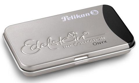 Pelikan Edelstein, Чернила (картридж), черные, 6 шт в упаковке