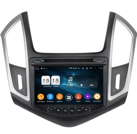 Магнитола для Chevrolet Cruze 2013-2015 Android 9.0  модель CB-8087 PX5