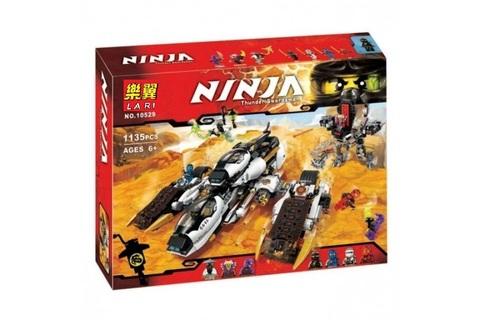 Конструктор Ninja 10529 Внедорожник с суперсистемой маскировки