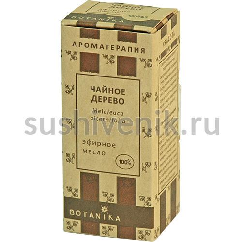 100% эфирное масло чайного дерева (Melaleuca L.)