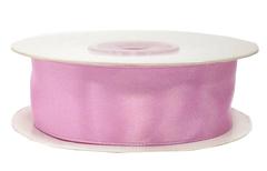 Лента атласная Розовый, 50 мм * 22,85 м